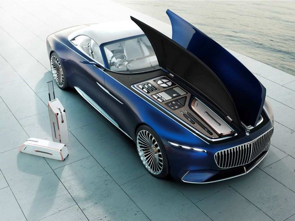 96 All New 2019 Mercedes Maybach 6 Cabriolet Price Specs with 2019 Mercedes Maybach 6 Cabriolet Price
