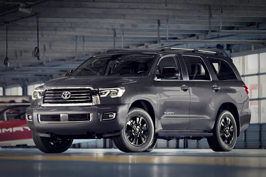 96 All New 2019 Toyota Sequoia Redesign Interior with 2019 Toyota Sequoia Redesign