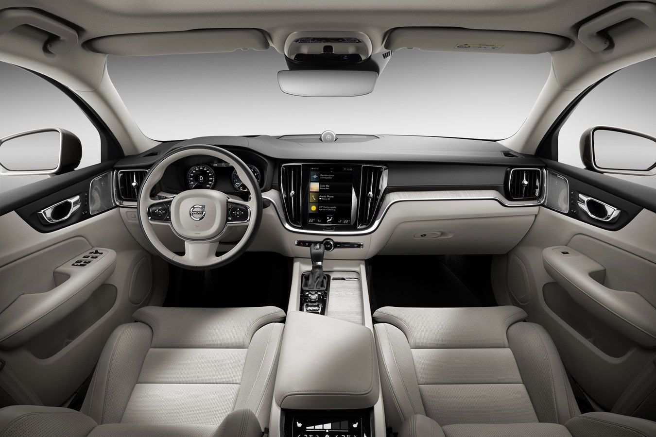 96 Gallery of Volvo S60 2019 Interior Redesign and Concept with Volvo S60 2019 Interior