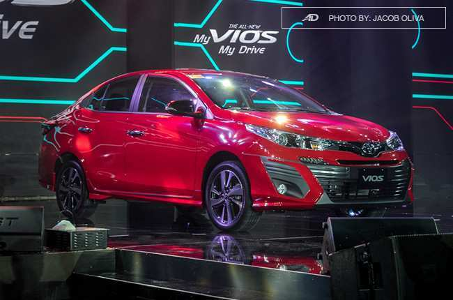 96 Great Toyota Vios 2019 Price Philippines Release Date with Toyota Vios 2019 Price Philippines