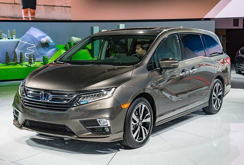 97 Concept of Toyota Odyssey 2019 Release by Toyota Odyssey 2019