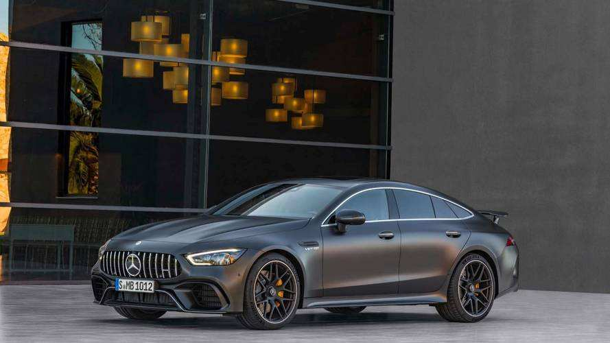 97 Gallery of Mercedes Gt 2019 New Review for Mercedes Gt 2019