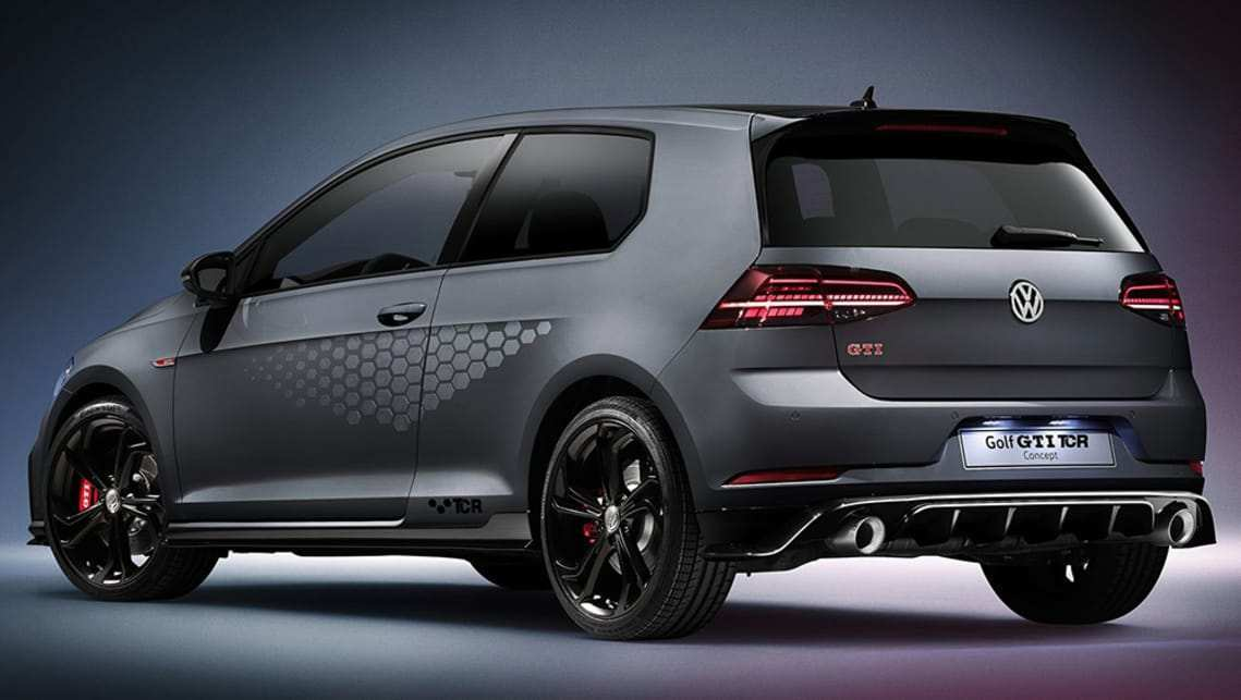 97 The Golf Vw 2019 Performance and New Engine by Golf Vw 2019