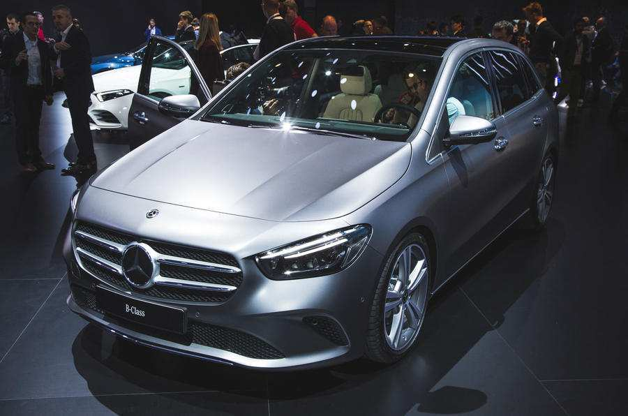98 Best Review Mercedes B Class 2019 History for Mercedes B Class 2019