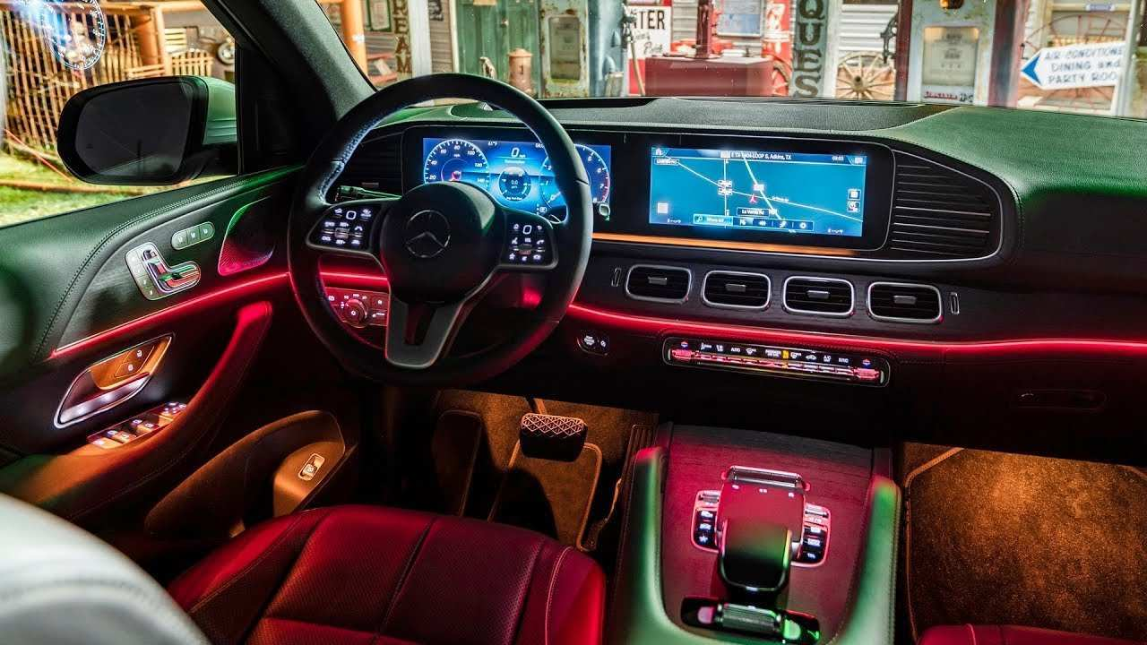 98 Best Review Mercedes Gle 2019 Interior Images with Mercedes Gle 2019 Interior