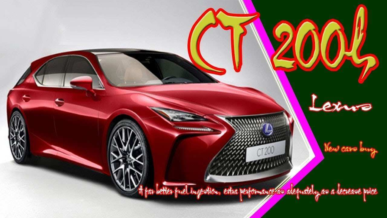 98 Best Review New Lexus Ct 2019 Speed Test with New Lexus Ct 2019