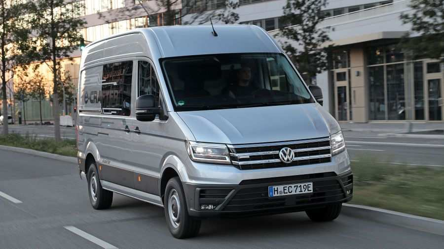 98 Great Volkswagen Crafter 2019 Ratings by Volkswagen Crafter 2019