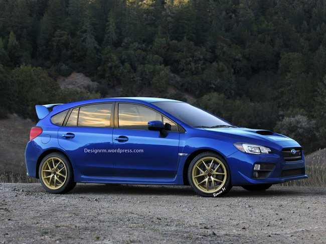 99 All New 2019 Subaru Hatchback Sti Redesign with 2019 Subaru Hatchback Sti