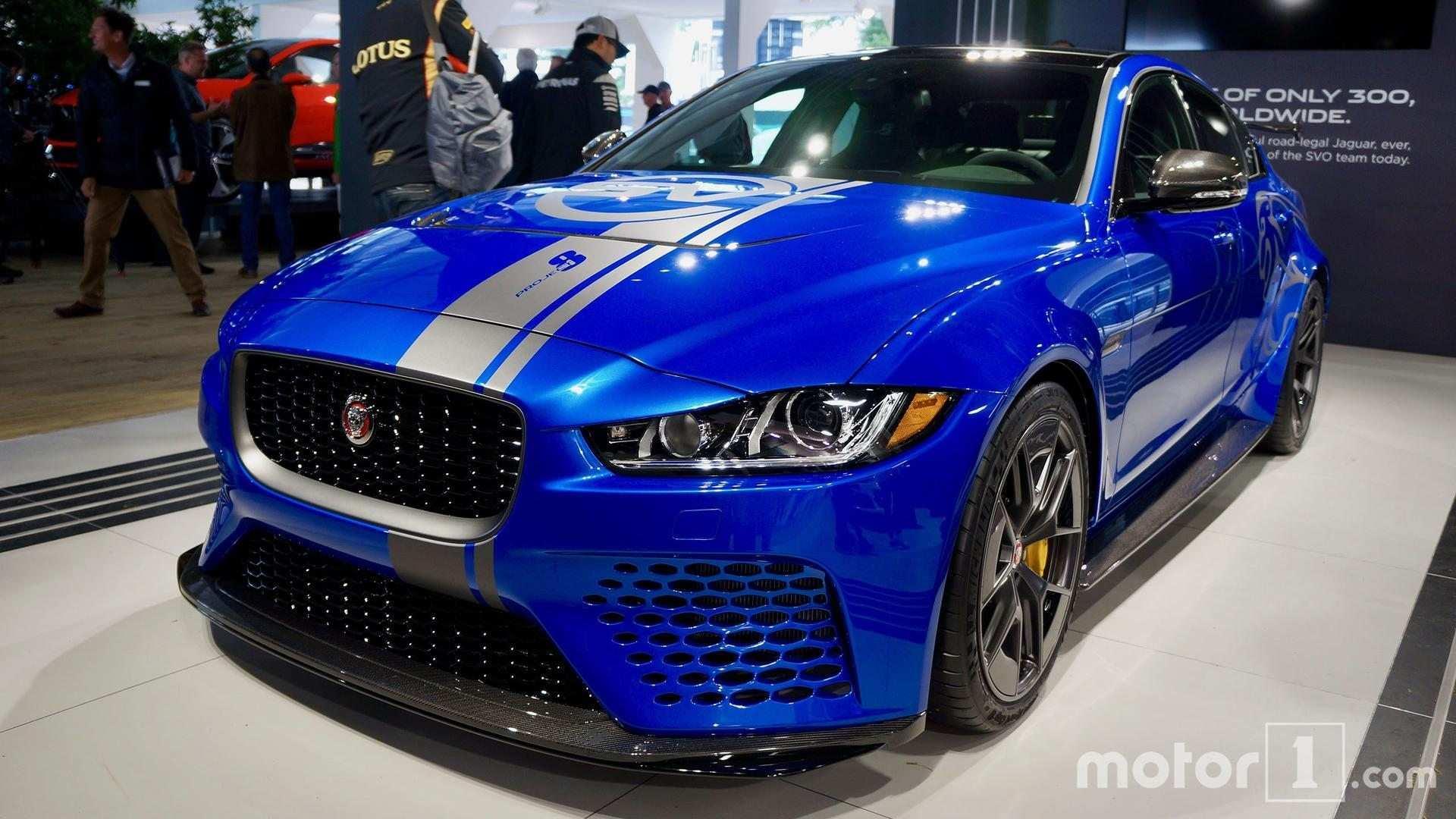 99 Best Review 2019 Jaguar Project 8 New Concept by 2019 Jaguar Project 8