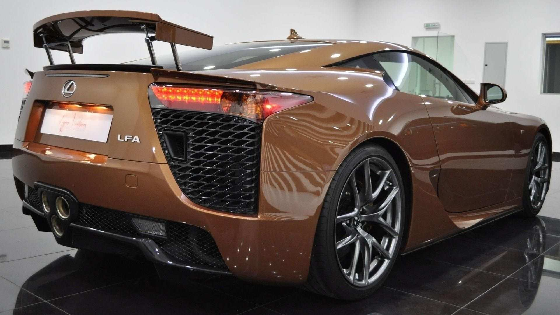 99 Best Review Lexus Lfa 2019 Overview for Lexus Lfa 2019
