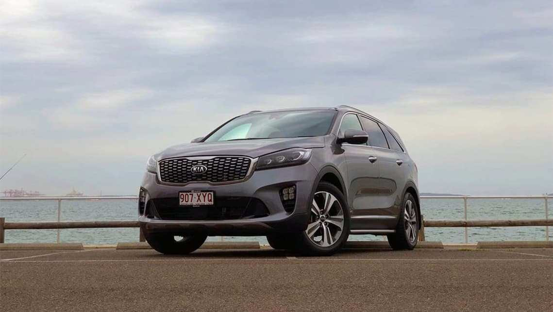 11 All New 2019 Kia Sorento Warranty New Concept Redesign for 2019 Kia Sorento Warranty New Concept