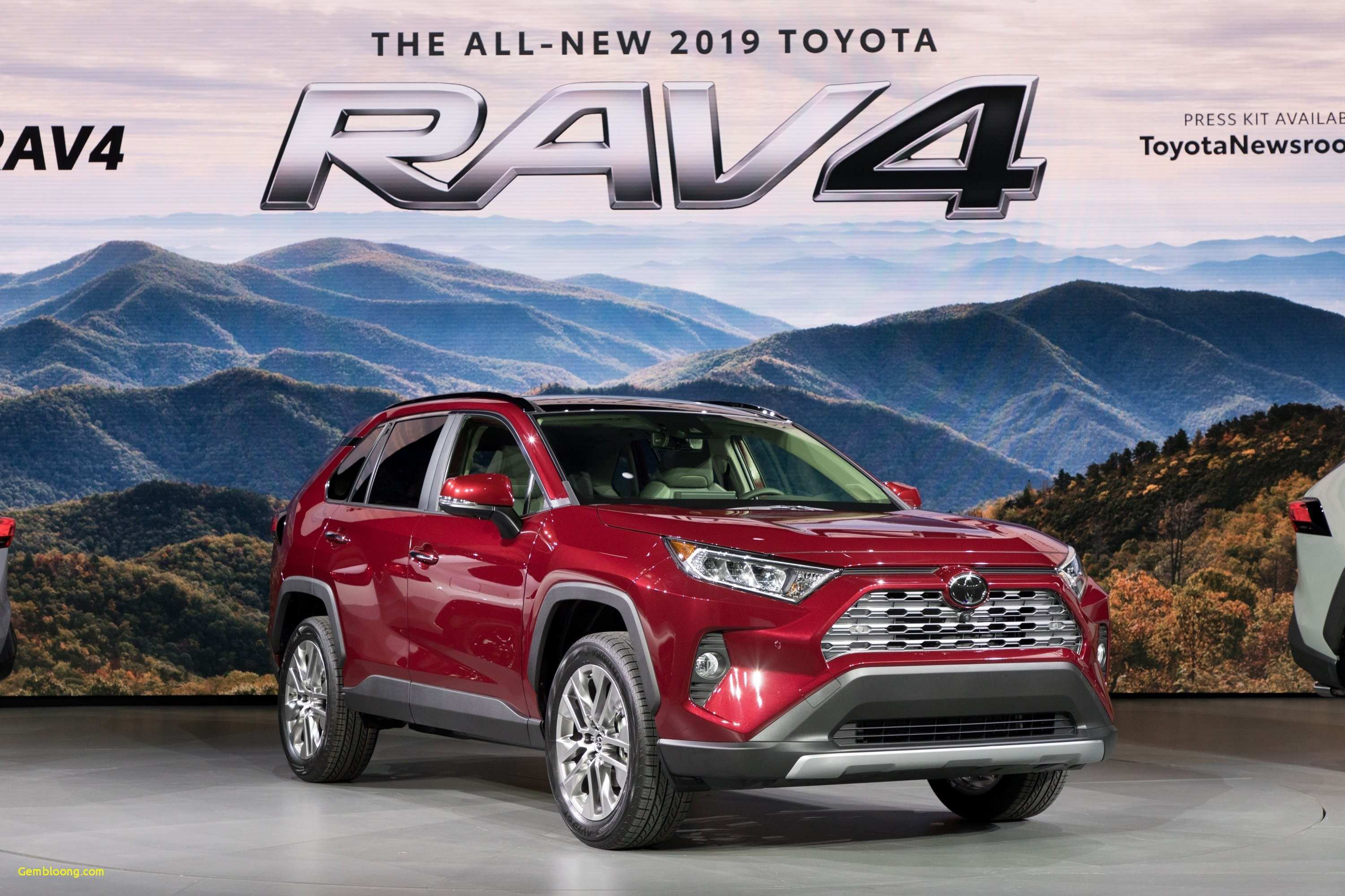 11 All New 2019 Toyota Rav4 Specs Picture Release Date And Review First Drive with 2019 Toyota Rav4 Specs Picture Release Date And Review