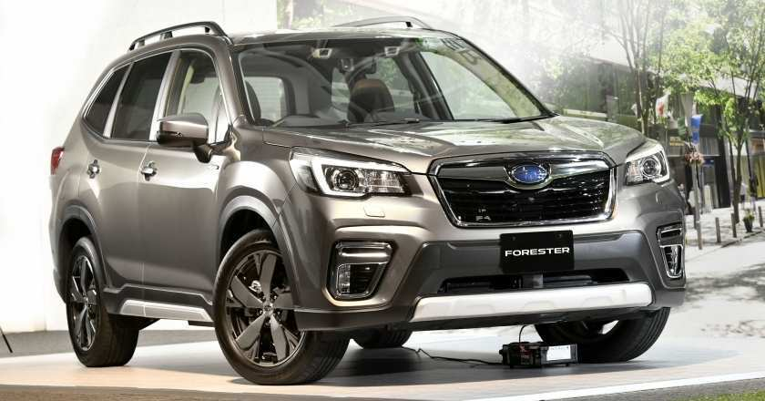 11 All New New Subaru Cars 2019 Spy Shoot Review for New Subaru Cars 2019 Spy Shoot