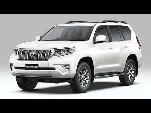 11 All New Toyota Prado 2019 Images with Toyota Prado 2019