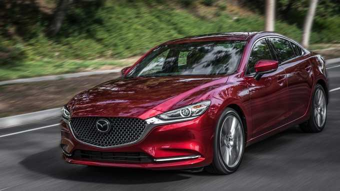 11 Best Review New Mazda 6 2019 Uk Overview First Drive with New Mazda 6 2019 Uk Overview