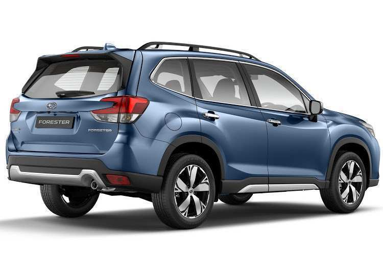 11 Concept of Subaru Forester 2019 Ground Clearance Rumors Photos with Subaru Forester 2019 Ground Clearance Rumors