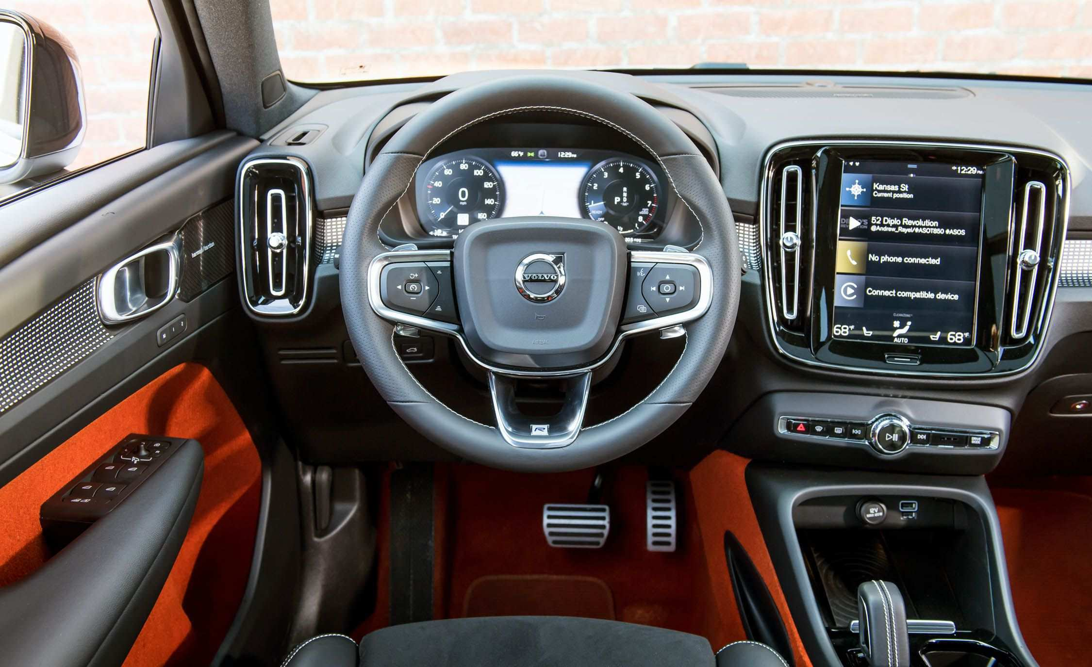11 Gallery of 2019 Volvo Xc40 Gas Mileage Model by 2019 Volvo Xc40 Gas Mileage