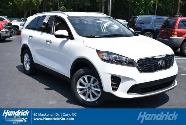11 Gallery of Kia Sorento 2019 White Performance with Kia Sorento 2019 White