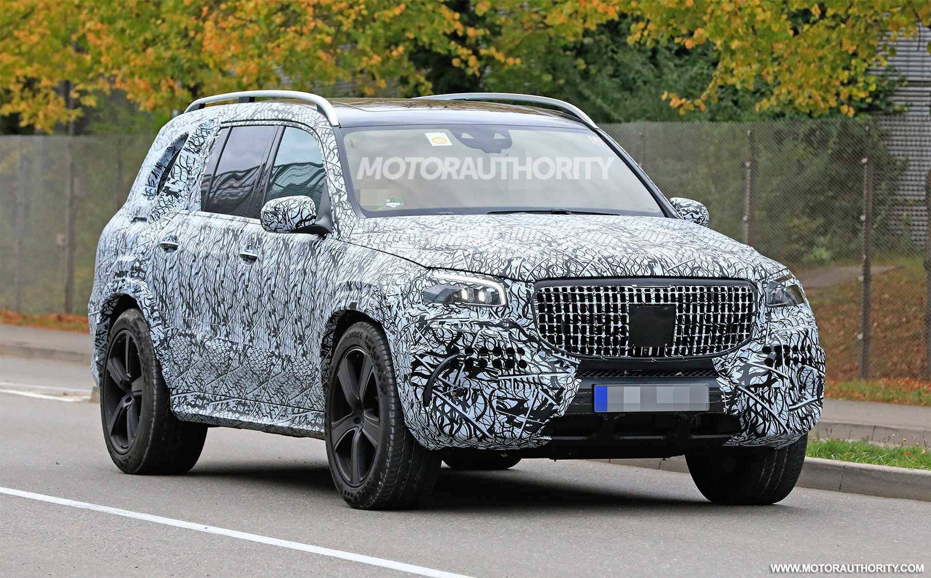 11 Gallery of Mercedes Maybach Gls 2019 Performance and New Engine for Mercedes Maybach Gls 2019
