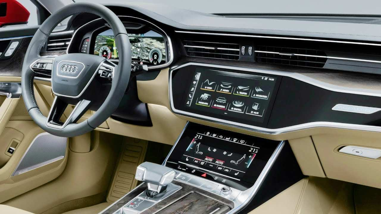 11 Gallery of Review Audi 2019 A6 New Interior Configurations with Review Audi 2019 A6 New Interior