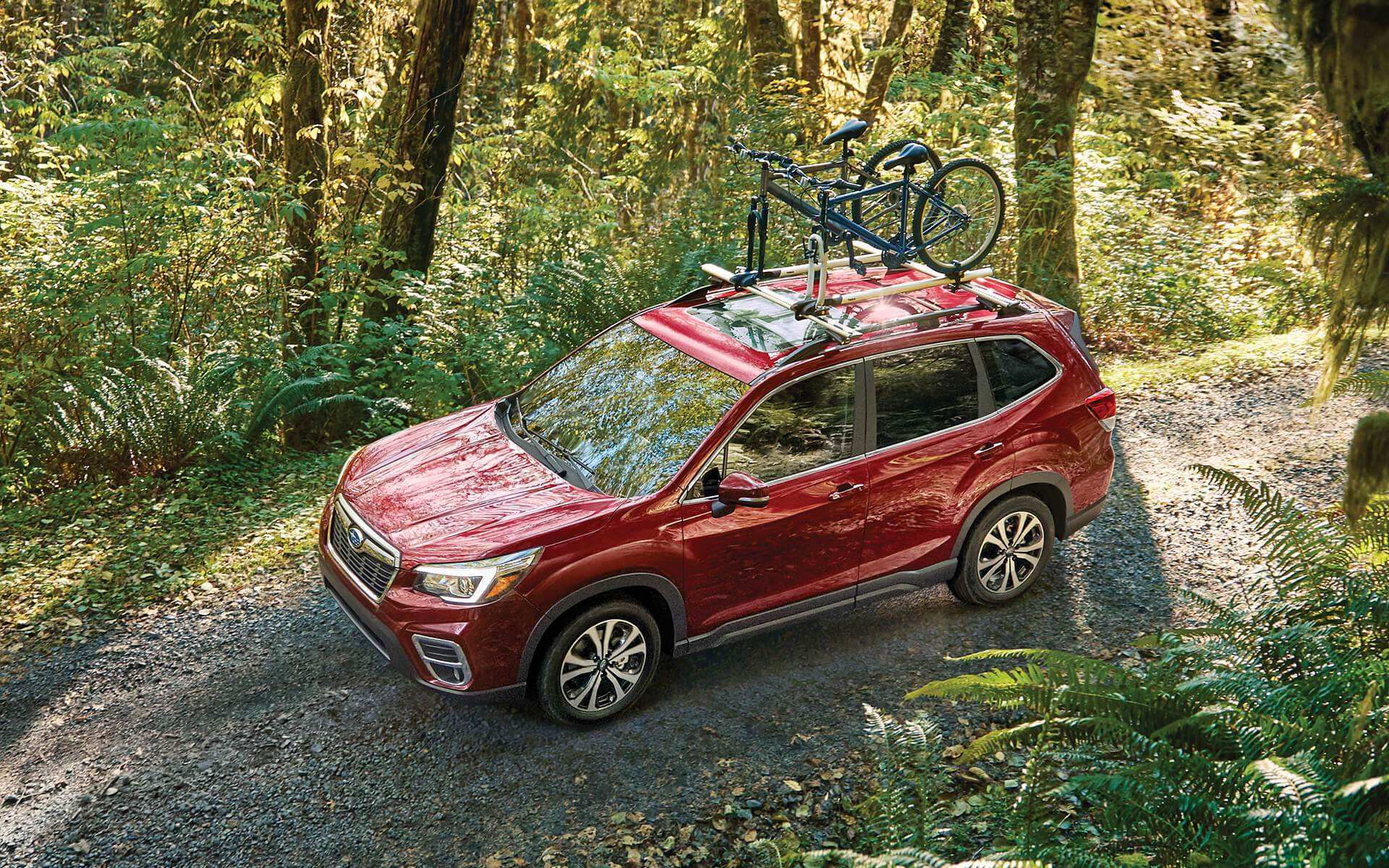 11 Gallery of The 2019 Subaru Forester Sport Concept Redesign by The 2019 Subaru Forester Sport Concept