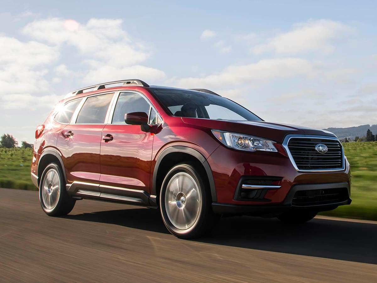 11 Great 2019 Subaru Ascent Gvwr History with 2019 Subaru Ascent Gvwr