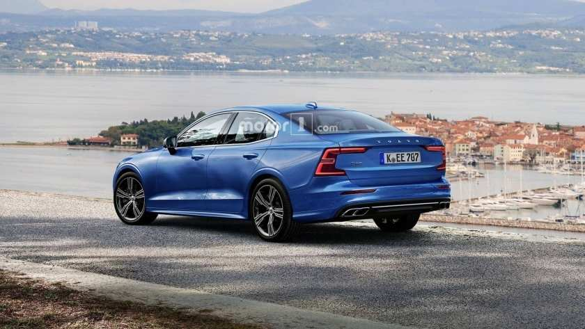 11 Great 2019 Volvo S60 Gas Mileage Spy Shoot Style with 2019 Volvo S60 Gas Mileage Spy Shoot