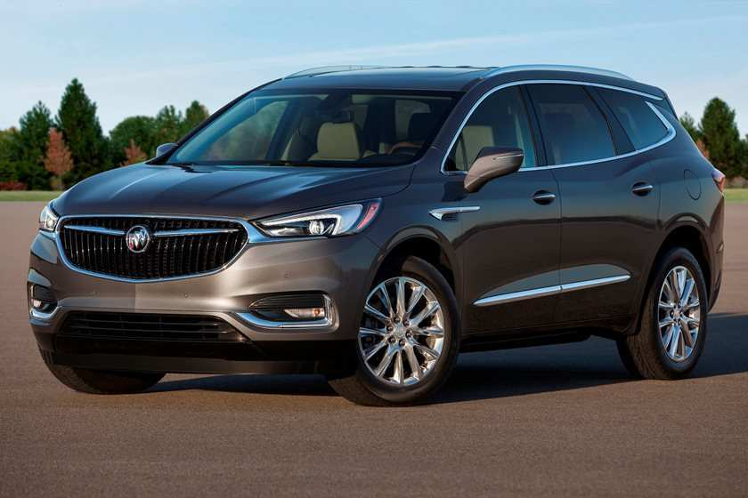11 Great The 2019 Buick Enclave Wheelbase Review Engine with The 2019 Buick Enclave Wheelbase Review