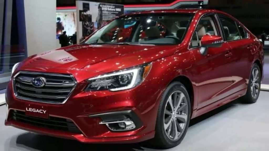 11 New The Subaru Legacy Gt 2019 Performance Redesign with The Subaru Legacy Gt 2019 Performance