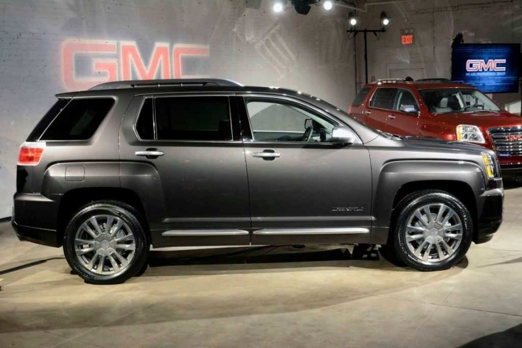 11 The New Colors For 2019 Gmc Terrain Concept Redesign And Review Speed Test by New Colors For 2019 Gmc Terrain Concept Redesign And Review