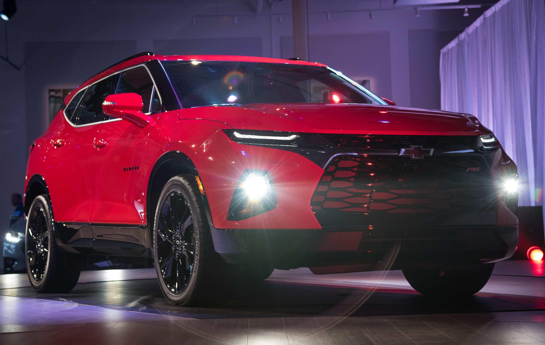 11 The New New Chevrolet 2019 Blazer Engine First Drive with New New Chevrolet 2019 Blazer Engine