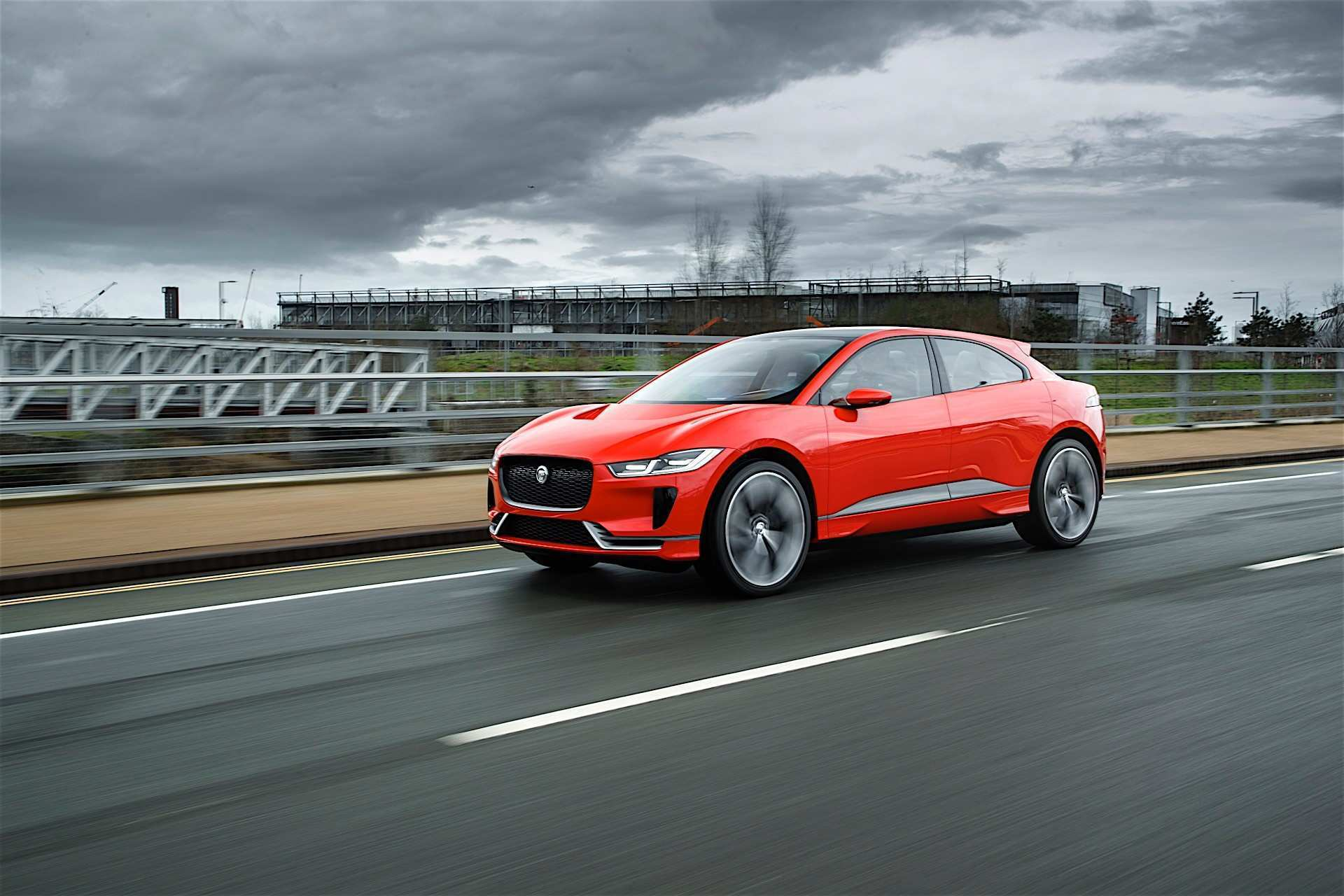 11 The The Jaguar Electric 2019 Concept Exterior and Interior by The Jaguar Electric 2019 Concept