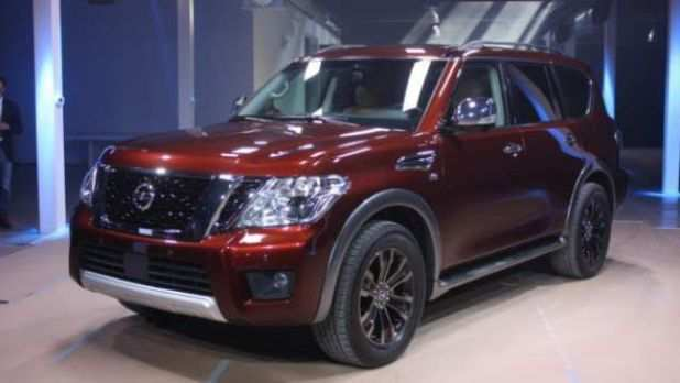 12 All New Best Nissan 2019 Armada Picture Release Date And Review Release by Best Nissan 2019 Armada Picture Release Date And Review