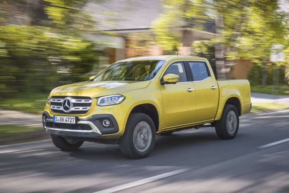 12 All New New 2019 Mercedes Ute Review And Specs First Drive for New 2019 Mercedes Ute Review And Specs