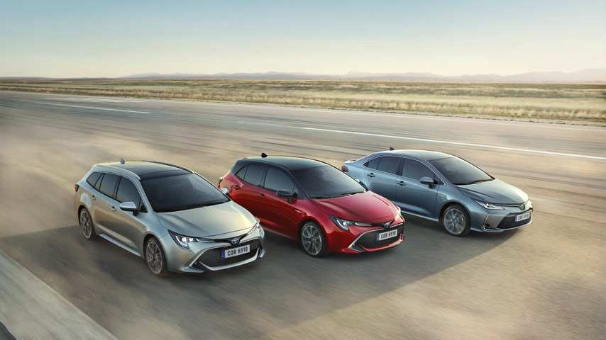 12 All New New Plug In Hybrid Toyota 2019 Engine Specs and Review with New Plug In Hybrid Toyota 2019 Engine