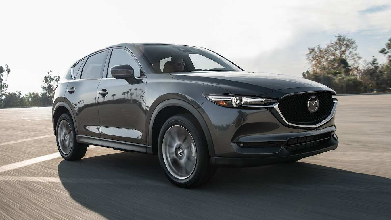 12 Best Review Mazda 2019 Cx 5 Concept Redesign with Mazda 2019 Cx 5 Concept
