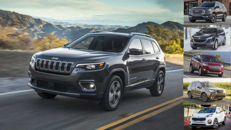 12 Best Review The 2019 Jeep Cherokee Vs Subaru Outback Interior Exterior And Review Review for The 2019 Jeep Cherokee Vs Subaru Outback Interior Exterior And Review