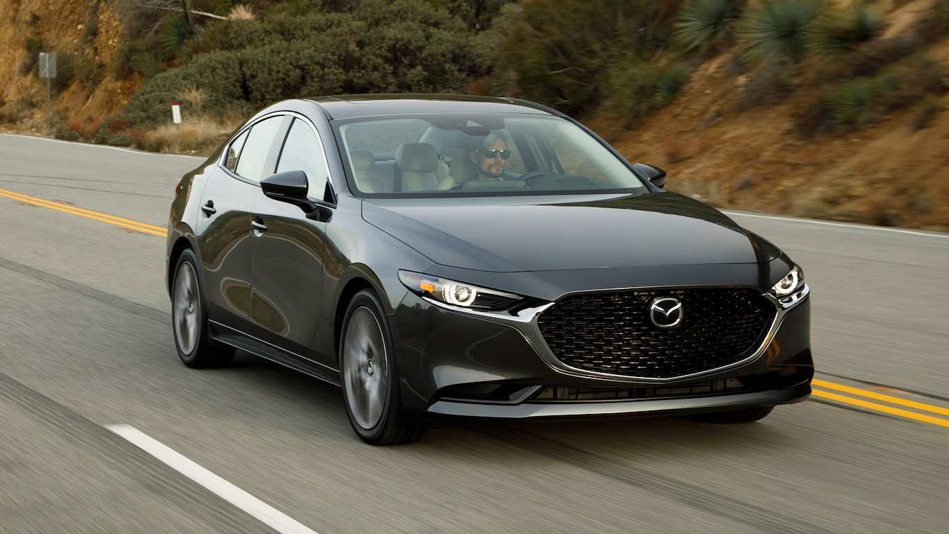 12 Best Review The Mazda 3 2019 Debut Exterior Spy Shoot with The Mazda 3 2019 Debut Exterior