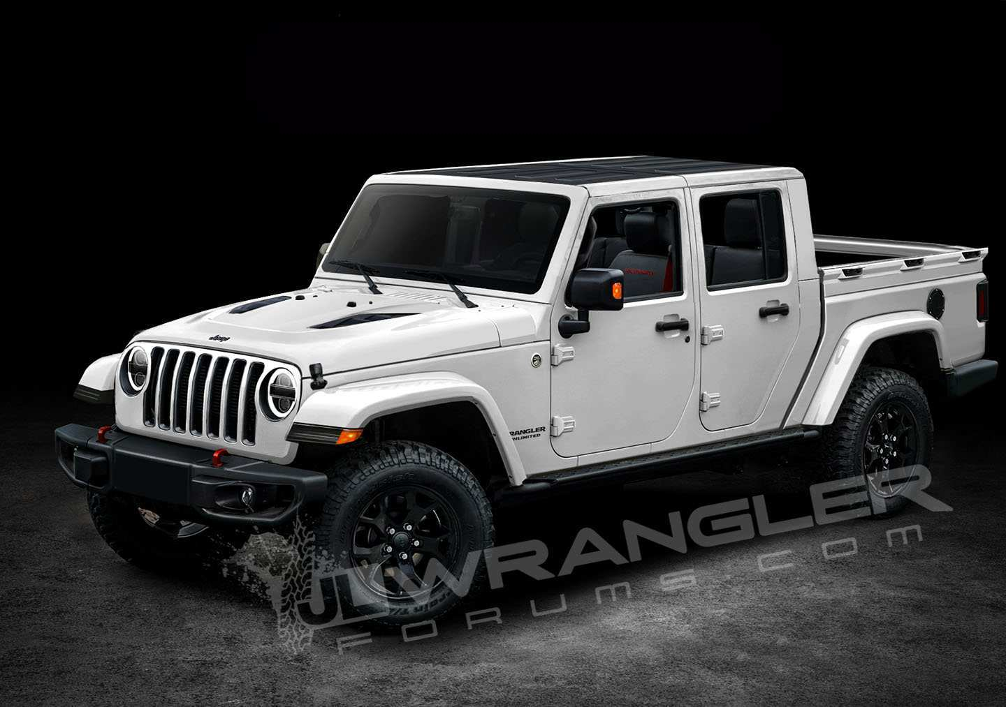 12 Concept of Best Jeep Wrangler Pickup 2019 Concept Redesign And Review Wallpaper with Best Jeep Wrangler Pickup 2019 Concept Redesign And Review