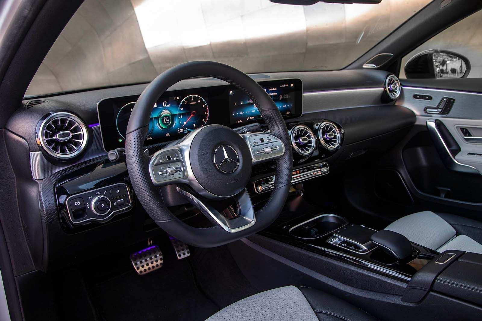 12 Concept of Mercedes A Class 2019 Interior History for Mercedes A Class 2019 Interior