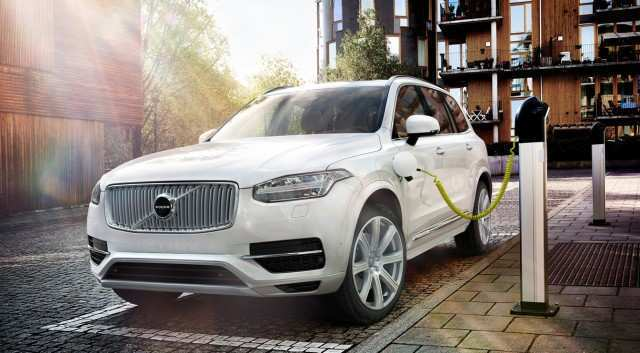 12 Concept of Volvo Electric Vehicles 2019 First Drive by Volvo Electric Vehicles 2019