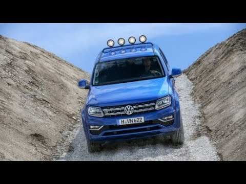 12 Gallery of New Volkswagen Amarok 2019 Picture for New Volkswagen Amarok 2019