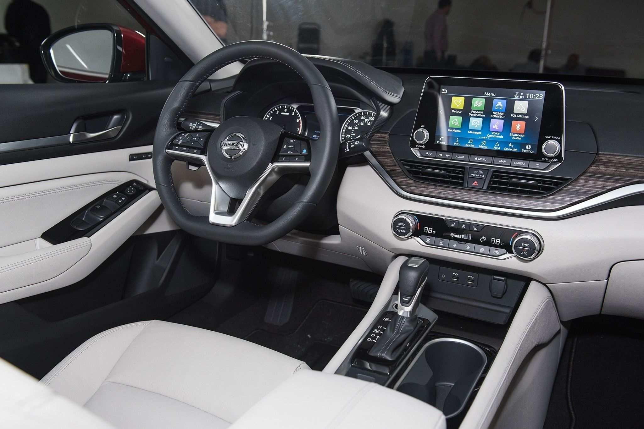 12 Gallery of The 2019 Nissan Altima Interior Redesign And Concept Interior by The 2019 Nissan Altima Interior Redesign And Concept