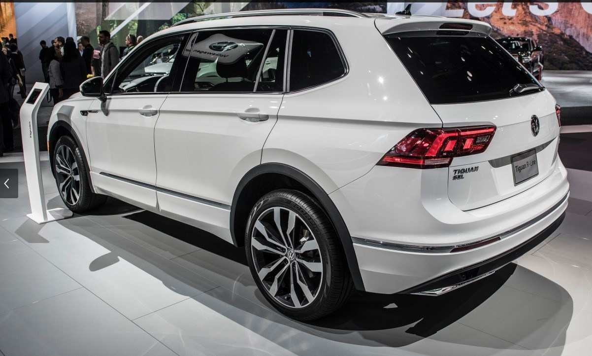 12 Gallery of Volkswagen R Line 2019 Redesign And Concept Speed Test with Volkswagen R Line 2019 Redesign And Concept