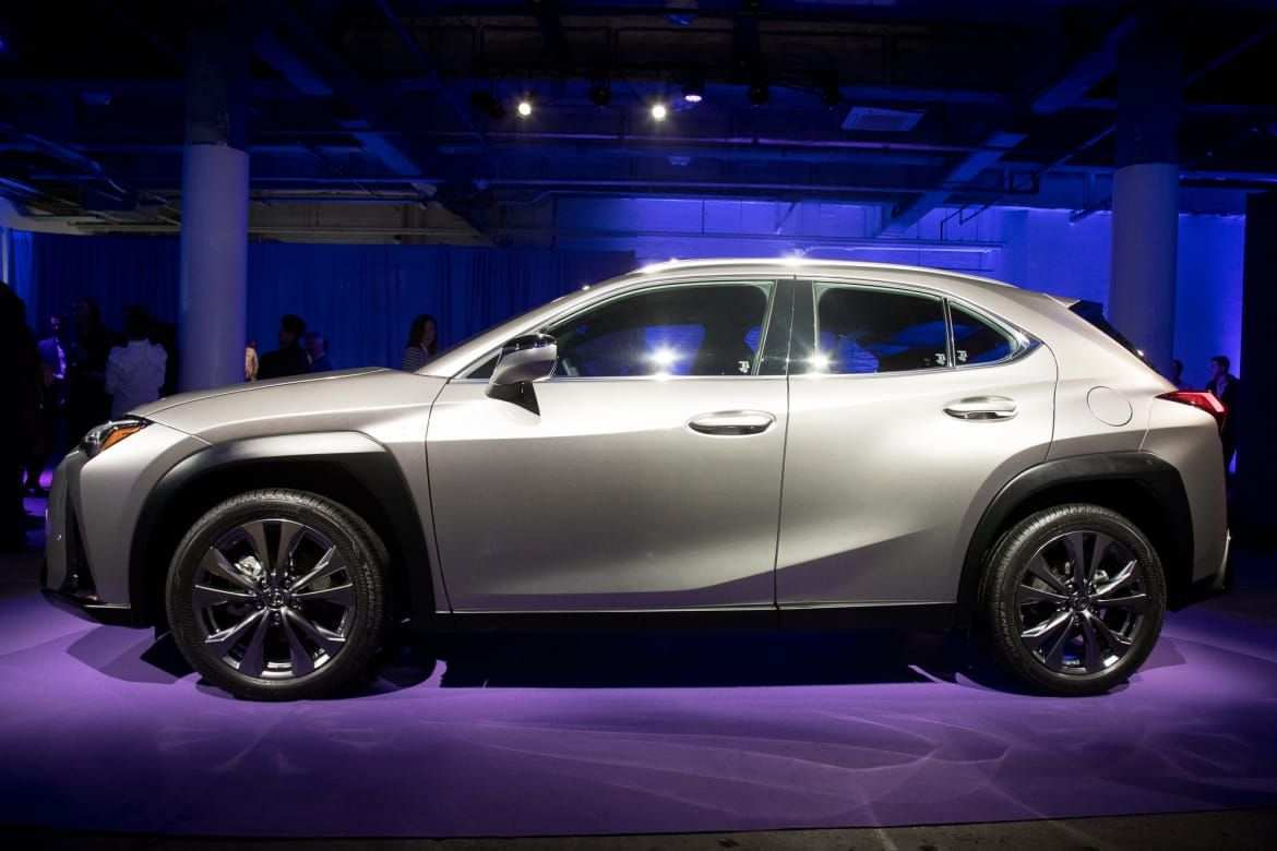 12 Great Lexus 2019 Ux Release Date Performance and New Engine for Lexus 2019 Ux Release Date
