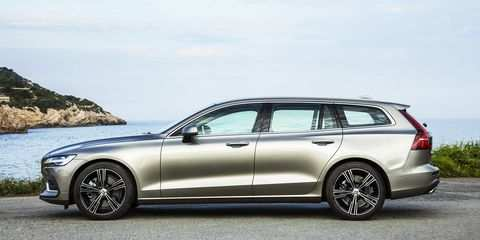 12 Great New Volvo V60 2019 Ground Clearance New Engine Release Date by New Volvo V60 2019 Ground Clearance New Engine