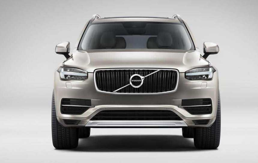 12 The Best Volvo 2019 Xc90 Release Date And Specs Model for Best Volvo 2019 Xc90 Release Date And Specs