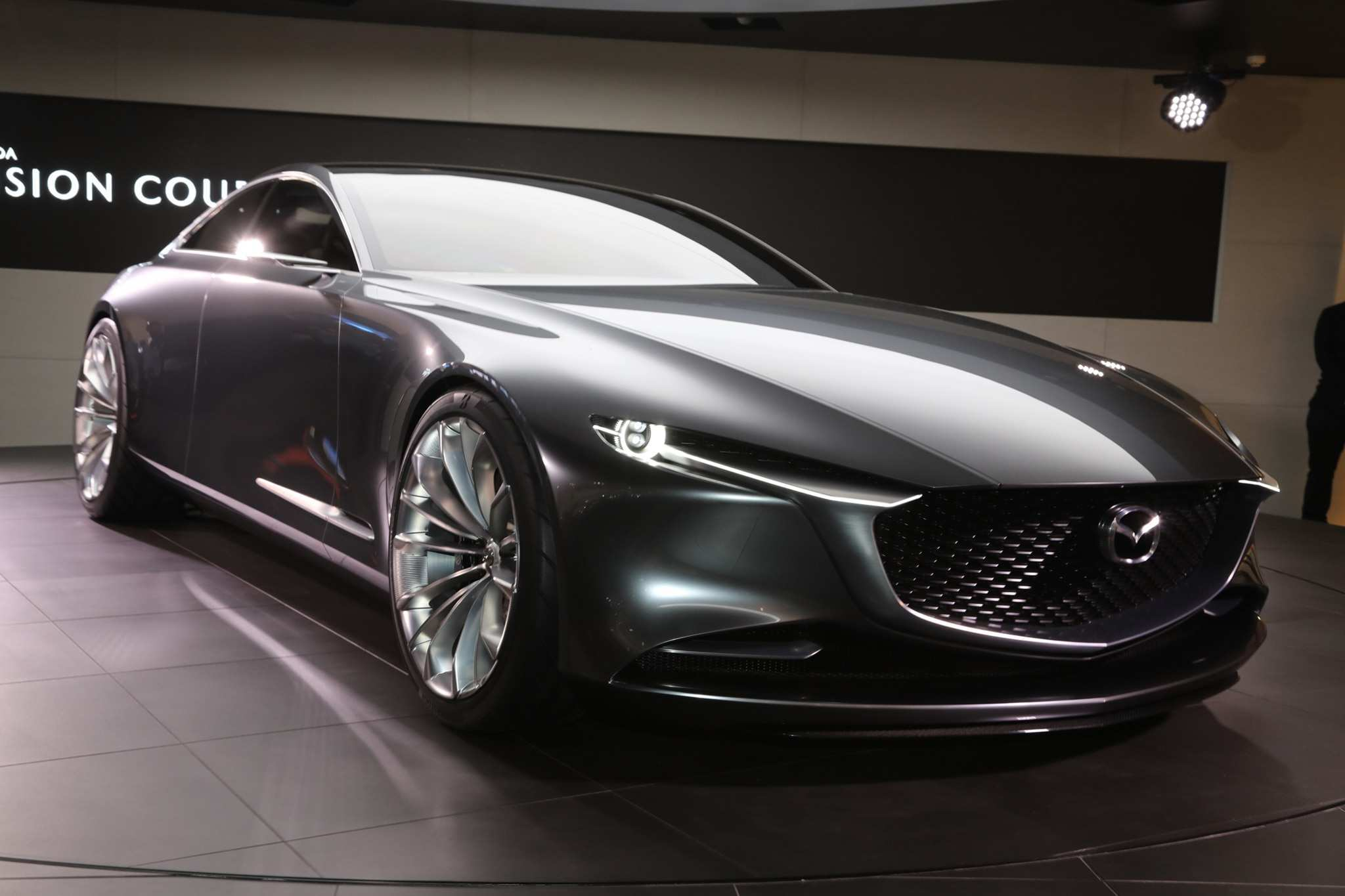 12 The The 2019 Mazda Vision Coupe Price Concept Picture by The 2019 Mazda Vision Coupe Price Concept