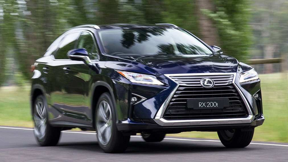 12 The The Lexus Rx 2018 Vs 2019 Spesification First Drive by The Lexus Rx 2018 Vs 2019 Spesification