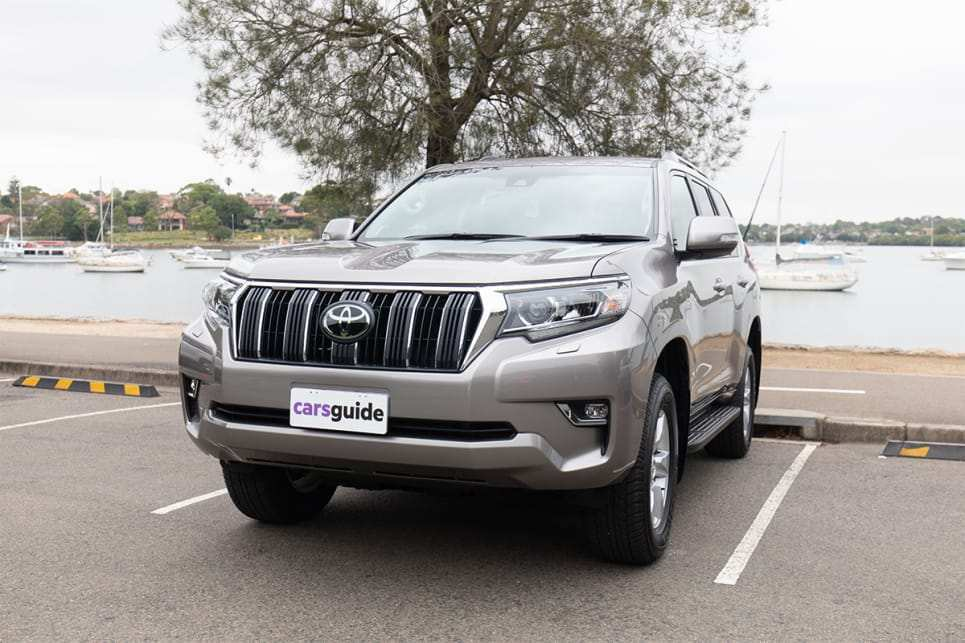 12 The Toyota Prado 2019 Redesign for Toyota Prado 2019
